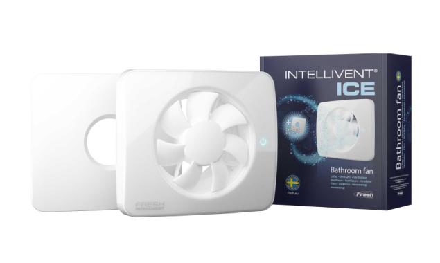 Огляд вентилятора FRESH INTELLIVENT ICE